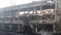 Zimbabve'de otobüs yangını: 42 ölü