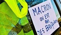 Sosyal medyada başladı: Fransa'da 'sarı yelekli' protesto