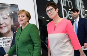 Almanya'nın iktidar Partisinin Genel Başkanı ama bir maaşı yok