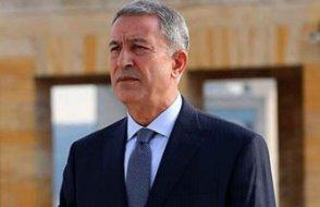 Milli Savunma Bakanı Hulusi Akar'dan F-35 açıklaması: