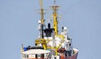 İtalya, sığınmacıları kurtaran Aquarius'a el koyma kararı verdi