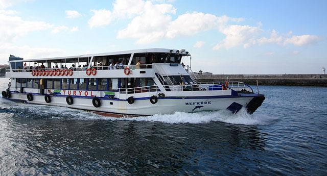 İstanbul'da deniz ulaşımını felç eder... TURYOL: Biz de kontak kapatabiliriz!