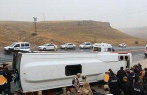 Malatya'da büyük kaza: 7 ölü, 15 yaralı