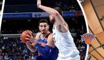 NBA'da Enes'ten ribaund rekoru