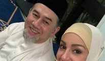 Malezya Kralı Müslüman olan eski Rus güzellik Kraliçesi ile evlendi