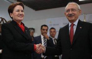 CHP ve İyi Parti'nin adayda anlaşamadığı yerler belli oldu