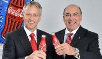 Coca-Cola'da Kent'in yerine Quincey