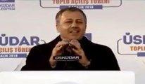 Ne mutlu İstanbul'un 'Üsküdar' bile diyemeyen bir valisi var !