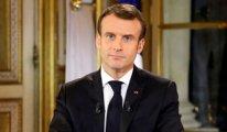Fransızlar Macron'un açıklamalarını beğenmedi
