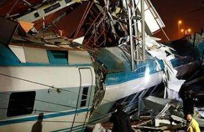 Ankara'da Yüksek Hızlı Tren kazası: 7 kişi hayatını kaybetti, 46 yaralı var