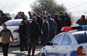 Uşak'ta rehine krizi: Bir polis hayatını kaybetti, saldırgan öldürüldü