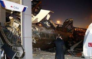 Ankara'daki hızlı tren kazasının görüntüleri ortaya çıktı
