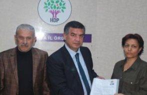 Tren kazasında hayatını kaybedenlerden biri HDP adayı