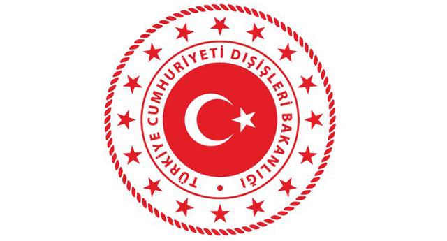 Dışişleri Bakanlığı'nın logosu değişti