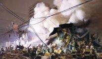Japonya'da restoranda patlama: 40 yaralı