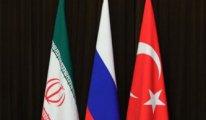 Türkiye Rusya ve İran Suriye konusunda uzlaştı