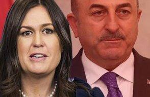 Beyaz Saray'dan Çavuşoğlu'na bir yalanlama daha:  Trump, Gülen konusunda taahhütte bulunmuş değil