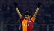 Galatasaraylı 16 yaşındaki futbolcu Mustafa Kapı tarihe geçti