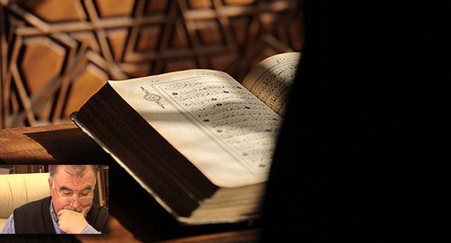 [Abdullah Aymaz yazdı] Kur'an'ın canlı tefsirlerini bile...
