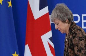BREXIT'te May'in istifası da masada