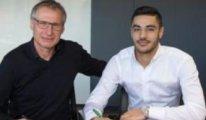 Ozan Kabak Stuttgart'la sözleşme imzaladı