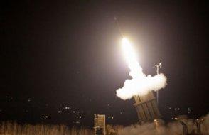 İsrail yine Şam'ı vurdu, Rus savunma sistemi 30 füzeyi havada imha etti