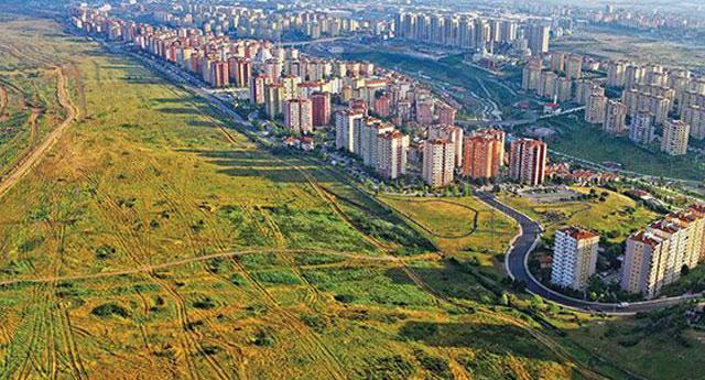 Bir askeri alan daha imara açıldı... İstanbul'da tek yeşil büyük yeşil alan mezarlıklar olacak