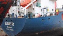 Türk sahibinin 2 ay önce sattığı gemi 'Eser'de tarihi boyutta uyuşturucu çıktı: 9,5 ton!