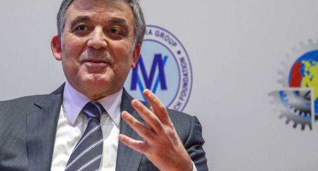 Abdullah Gül'den yine rejim eleştirisi