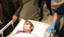 Açlık grevi yapan Leyla Güven hastaneye kaldırıldı