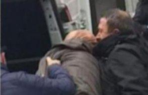 Ankara Emniyeti'nden taciz ile ilgili skandal cevap ! Taciz edilen eylemcinin babası KHK'lı