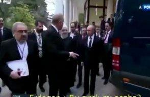 İlginç korku... Erdoğan'dan Putin'e: Bu araç zırhlı mı?