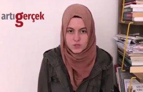 Polisin gözaltına alırken taciz ettiği öğrenci konuştu