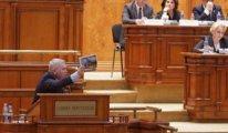 Romanya Meclisi'nde muhalif vekil: Çalmayı Erdoğan'dan öğrendiniz