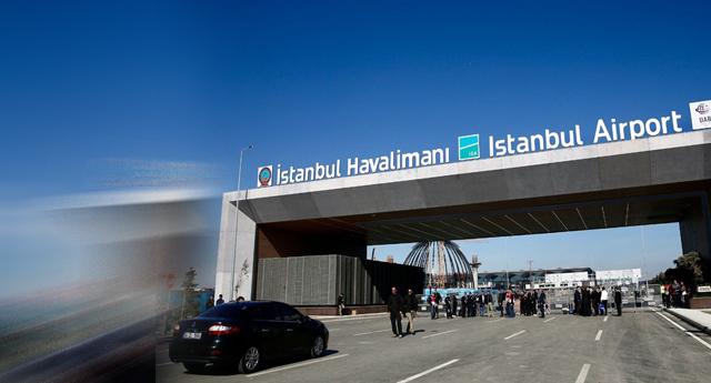 Batmanın eşiğindeki  Yeni Havalimanı da bankaların sırtına kalıyor