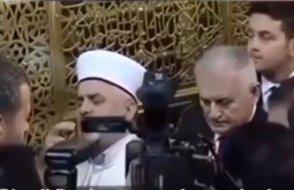 Eyüp Sultan'da skandal: İmam Binali Yıldırım için cemaate dua ettirdi