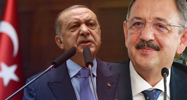 'Özhaseki'nin durumu sanıldığından kötü, ondan Erdoğan ilçe ilçe miting yapıyor'