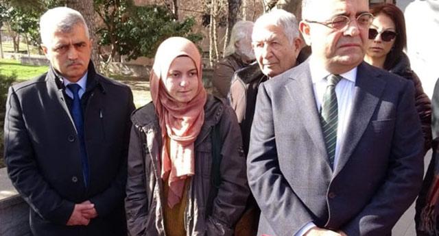 Bakanın hakaret ettiği üniversiteli: Ailemin güvenliğinden endişe duyuyorum