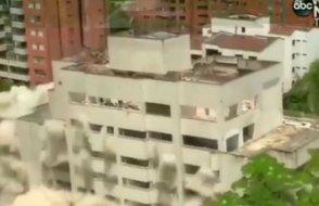 Escobar'ın evi böyle yıkıldı