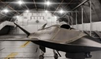 İnsansız ilk savaş uçağı göklerde