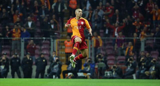 Galatasaray Antalyaspor'u rahat geçti, zirve takibini sürdürdü