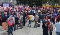AKP ve DSP mitinglerine 'sahte katılımcı' buluyorlar: ' İki saat mitinge katıl, 50 lirayı al'