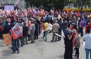 Yerel seçim sonuçlarına gösterilen tepki, AKP tabanında sevimli bulunmuyor