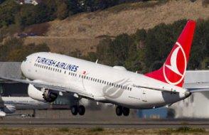 THY'nin Boeing 737 Max'i de tehlike atlatmış
