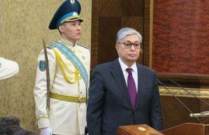 Kazakistan başkentinin ismi 'Nursultan' yapıldı, yeni Devlet Başkanı Tokayev oldu