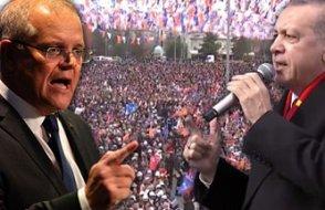Avustralya Başbakanı: Erdoğan'ın sözlerinden rencide olduk, ilişkileri gözden geçireceğiz