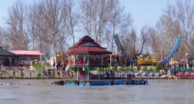 Dicle Nehri'nde facia: 72 kişi hayatını kaybetti
