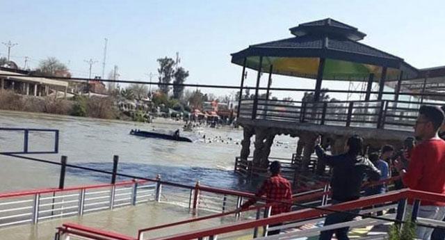 Musul'da Dicle faciası: Feribot battı, ölü sayısı 100'ü buldu