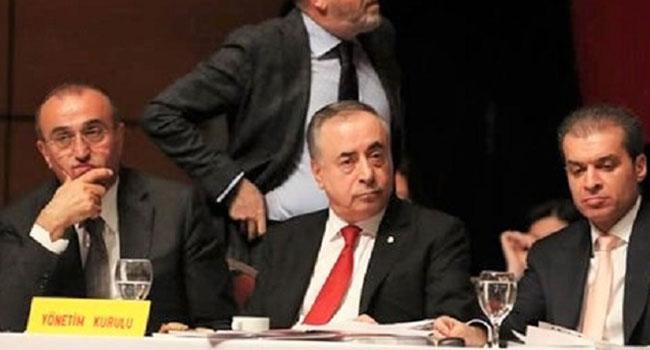 Galatasaray kongresinde darbe