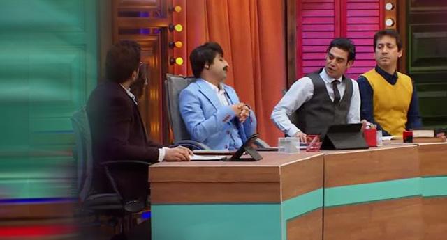 Yandaş medya 'Güldür Güldür'deki skeci üstüne alındı, oyuncular hedef gösterildi